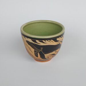 Humpback Whale bowl for your hot or cold dish