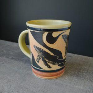 Humpback coffee or tea mug