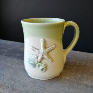 Mug for coffee or tea
